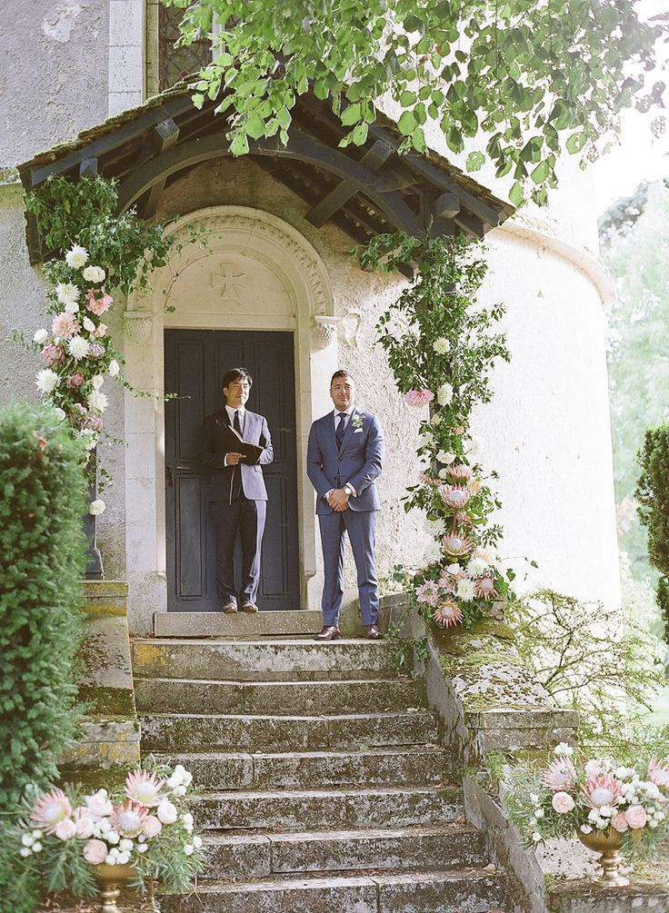 wedding venues in londonderry%0A Just Wait Until You See this Stunning French Chateau Wedding