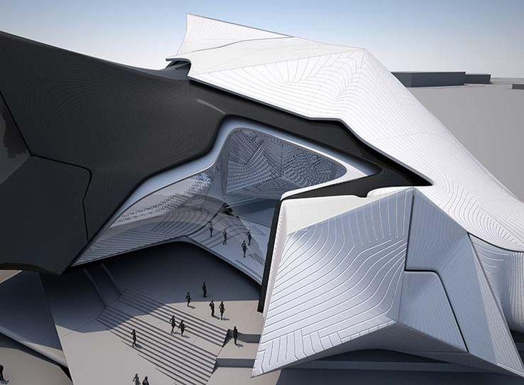 Walltopia Collider Activity Center by Tom Wiscombe Design