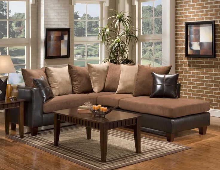 ...  Small living room designs, North shore and Small sectional sofa