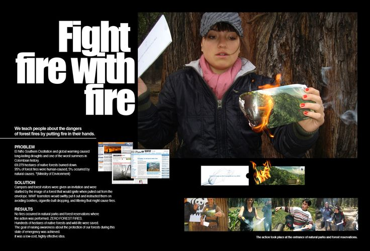 WWF Colombia: Forest Fire