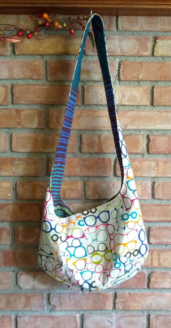 Crossbody Bag by TreeTownBoutique on Etsy