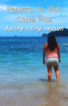 6 reasons why travelers should visit Costa Rica in rainy season http://mytanfeet.com/costa-rica-travel-tips/visit-costa-rica-in-rainy-season/