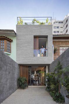 piraj house est dio bra 5x12 house design modern rh pinterest com
