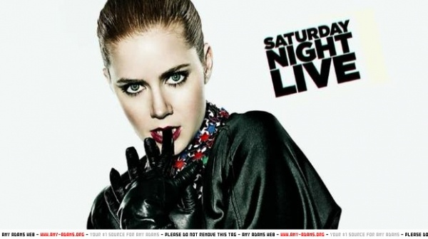 Amy Adams | SNL | Pint...