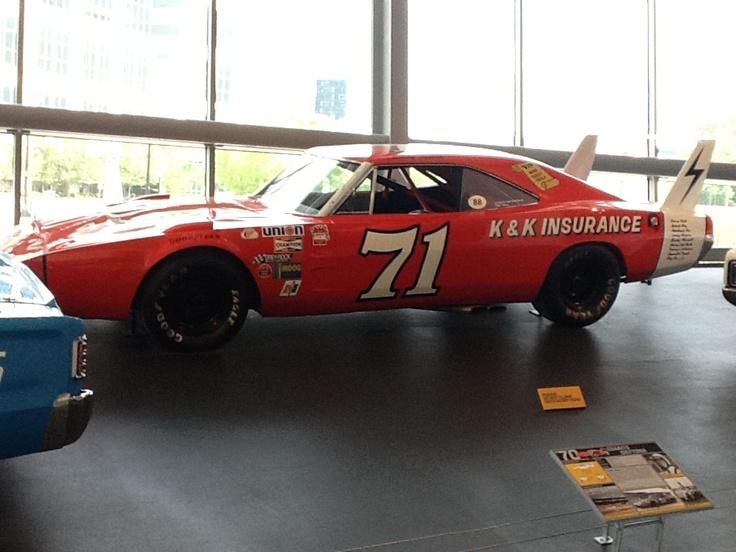 #71 NASCAR Dodge Charger Daytona, driven to the 1970 championship by Bobby Isaac.