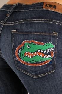 OCJ Apparel | Premium Collegiate Denim | Florida Gators
