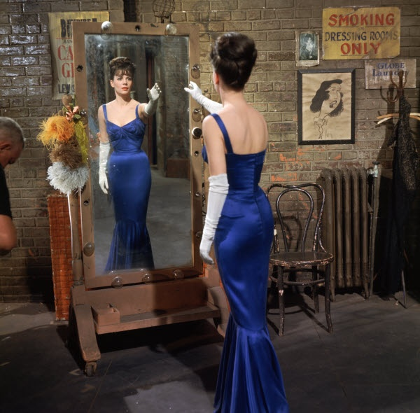 Natalie Wood - As Gypsy Rose Lee In 'Gypsy' (1962) - (Nice movie, although I preferred the stage version, which I saw starring Ethel  Merman.)