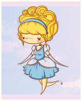 Cinderella by ~agusmp on deviantART