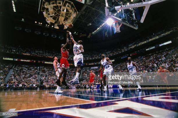 1998 Nba Finals Game 6 Chicago Bulls Vs Utah Jazz