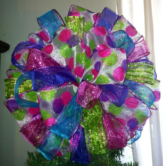 24 best images about princess christmas tree on pinterest - Pink and blue christmas tree ...
