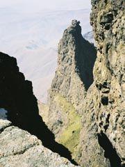 Mfadi (highest peak in SA) summit