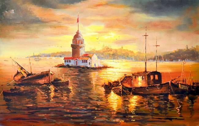 Ressam Ahmet Altın