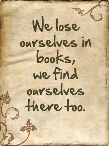 Books open our minds and world