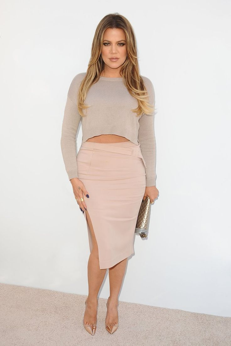 Khloe Kardashian - Forever Young in Forever 21