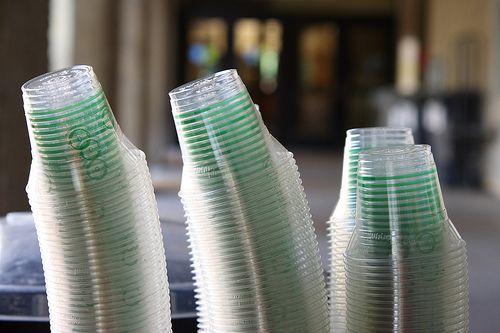 gelas plastik tebal untuk minuman dingin / plastic cup printing / sablon gelas plastik tebal - hubungi : 024 40001099