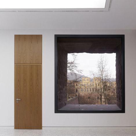 max dudler architekt besucherzentrum schloss heidelberg. Black Bedroom Furniture Sets. Home Design Ideas