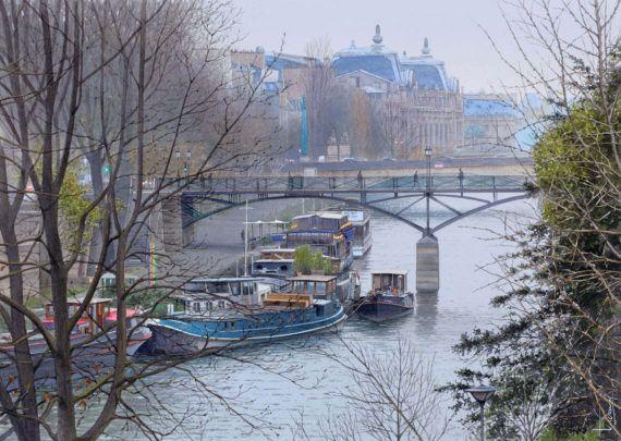 Galerie Paris Thierry Duval Aquarelles 20 ในป 2019