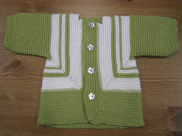Ravelry: Baby Surprise Jacket