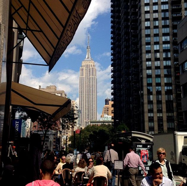 Fernanda Calfat lança seu guia de NY com dicas de viagem e endereços e telefones úteis pra quem quer se mudar pra cidade