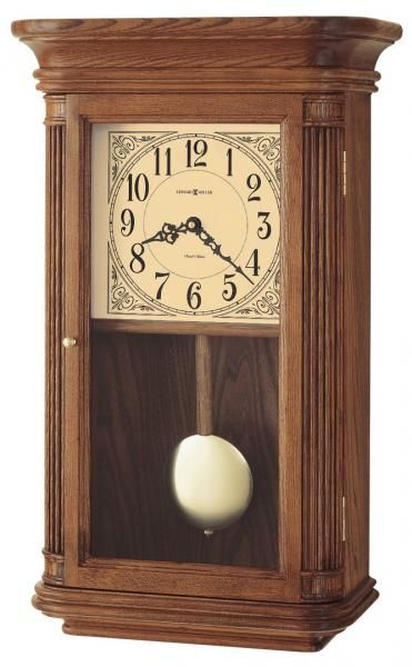 Howard Miller Quartz Chiming Wall Clock - CHM1952