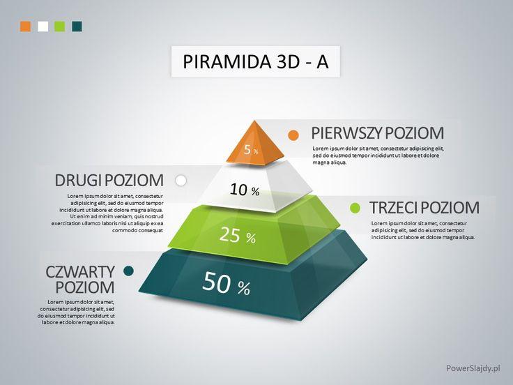 Piramida 3D http://www.powerslajdy.pl/pl/p/Piramida-3D/78