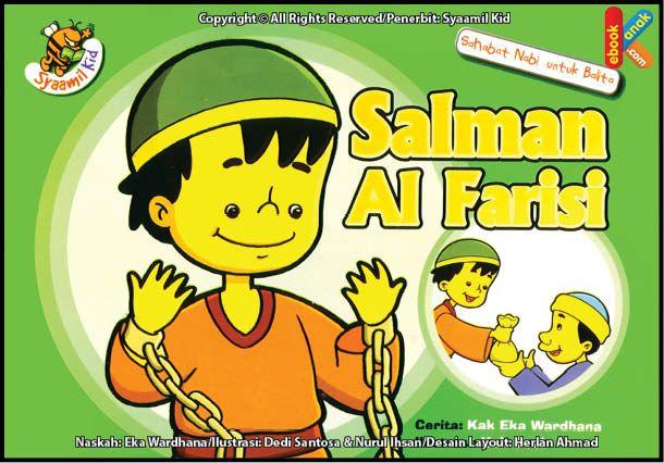 Baca Online Ebook Salman Al Farisi | Ebook Anak