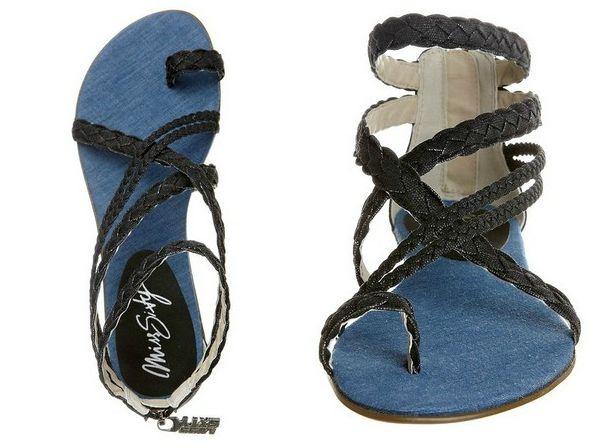 Вещь дня: гладиаторские сандалии Miss Sixty | bit.ua