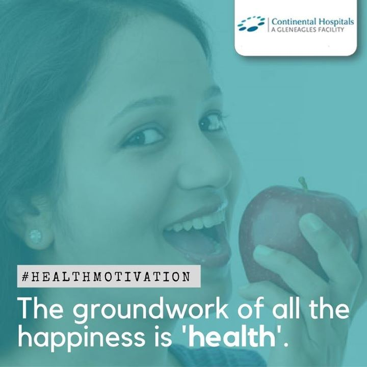 Being #Healthy is the key to #Happiness!