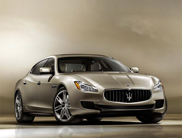 2014 Maserati Quattroporte. The stunning sixth–generation version of Maserati's Quattroporte will be released in 2014, but images have just been released. Clearly it features the brand's signature luscious bodylines and serious luxury appointments but so far, details about performance are being withheld, except the fact that an all-new Maserati & Ferrari-designed powertrain will make it go.