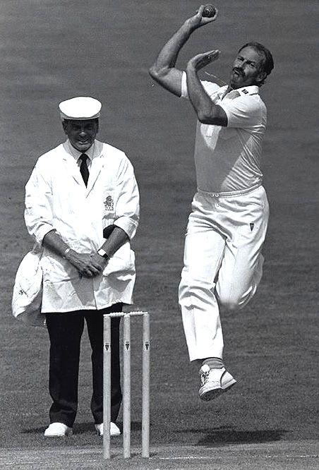 Dennis Lillee - Australia. 355 wickets.