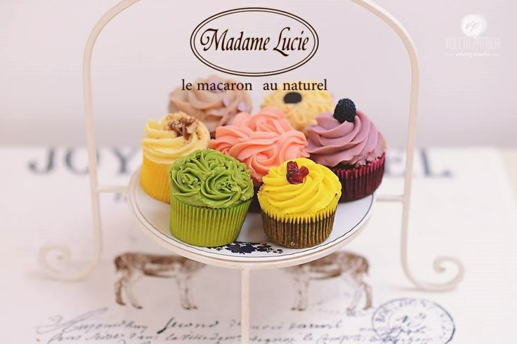 Mixed flavours Cupcakes by Madame Lucie