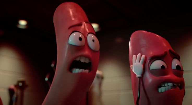The trailer for Seth Rogen's R-rated Sausage Party is all...: The trailer for Seth Rogen's R-rated… #SausagePartytrailer #SausageParty