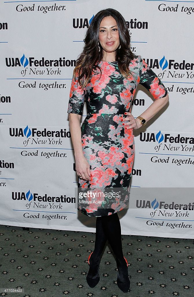 Stacy London, author of The Truth About Style, attends UJA-Federation of New York's Fashion Division 2014 annual luncheon at The Pierre Hotel on March 6, 2014 in New York City.