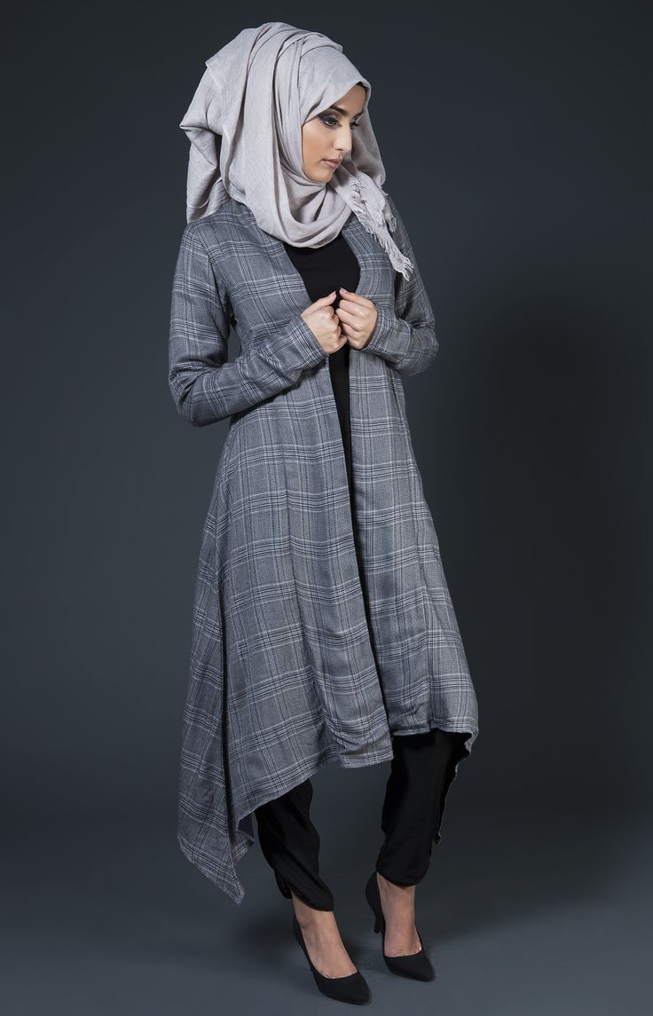 Muslimah Fashion Hijab Style I Hijab Style Pinterest Beautiful Long Sweaters And Muslim
