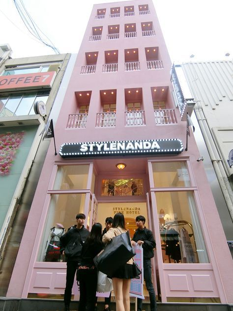 6 Levels of Surprises at Stylenanda Pink Hotel in Myeongdong
