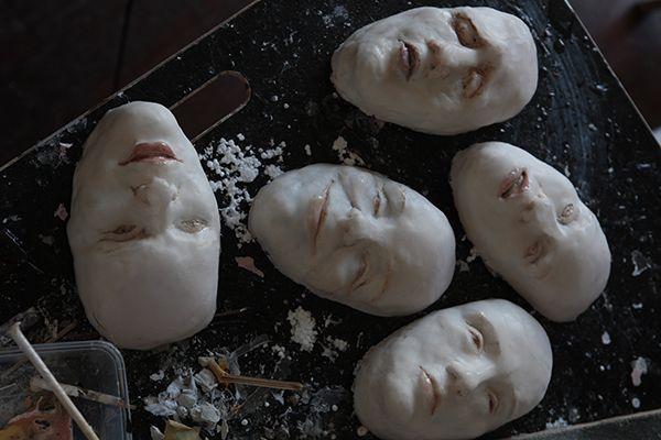 Masks drying  #mask