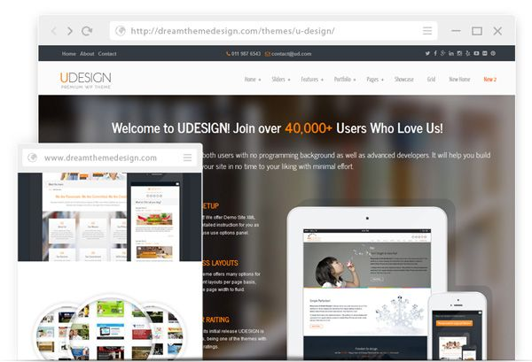 Home Page 2 Example « U-Design