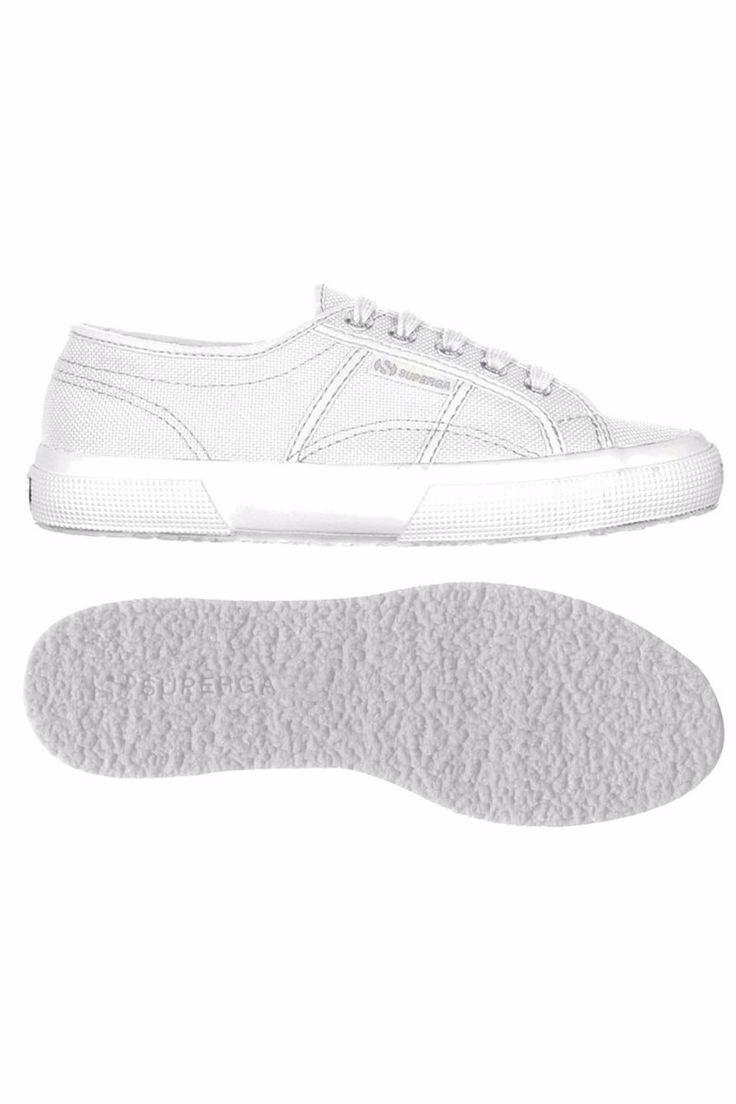 SUPERGA - Cotu Classic Total White
