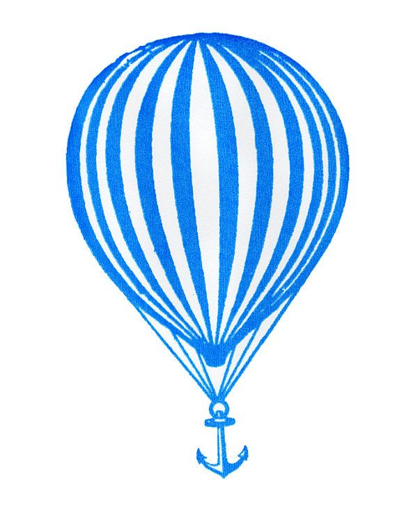Modest Mouse Balloon and Anchor Screen Print - We Were Dead Before the Ship Even Sank by milkweedmanorcrafts