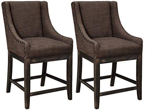 Amazon Com Ashley Furniture Signature Design Vintage Casual Bar