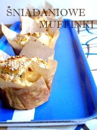 Śniadaniowe muffinki