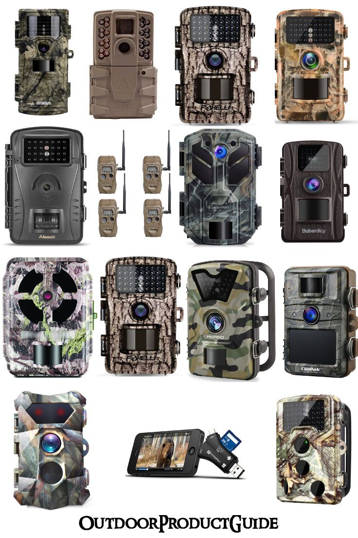 Best Trail Cameras 2021 Best Game Camera 2021   Buyer's Guide | Game cameras, Hunting