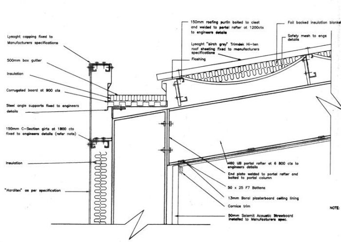 11 best construction detail drawings images on Pinterest