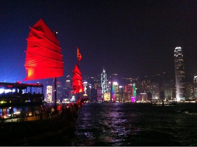 #TST #waterfront #HK #boat