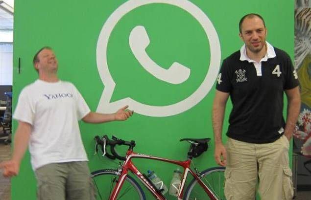 WhatsApp kurucusu Brian Acton'un ilginç hikayesi   Webledik - İnternet,Sosyal Medya,Mobil Dünya Haberleri