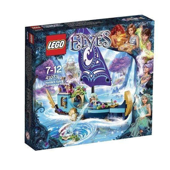 LEGO Elves 41073 Naida's Epic Adventure Ship $60