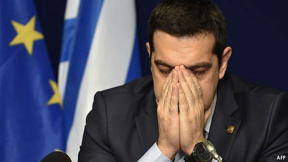 How Greece can be helped if it continues to reject the proposition of conditionality for money?