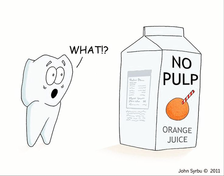 In honor of #OrangeJuiceDay, because we all need a little #pulp in our lives #dentistryforspecialpeople #dentalhumor #dentaljokes #teeth #orangejuice #pediatricdentist