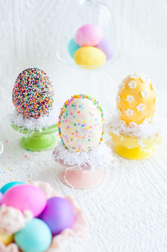 Lulu's Sweet Secrets: Chocolate Easter Eggs