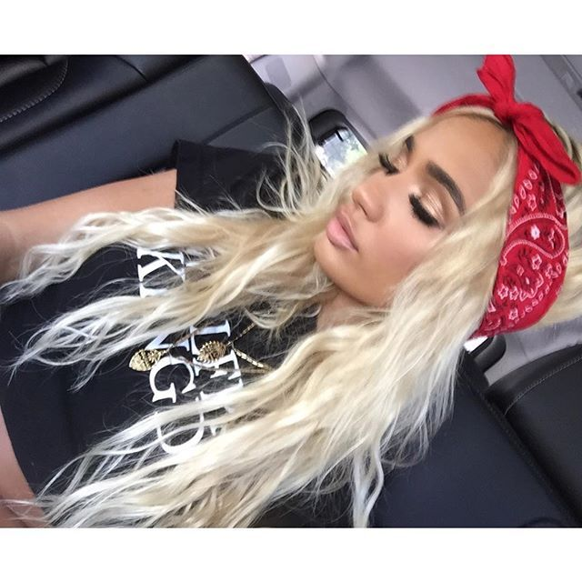 Princess Pia Mia @princesspiamia omw to soundcheck Instagram photo | Websta (Webstagram)